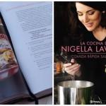 Pollo asado con gratinado de champiñones y patatas al estilo de Nigella Lawson