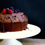 El bizcocho de chocolate perfecto