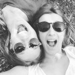 Quien tiene una amiga, tiene un tesoro, quien tiene una hermana…TIENE DOS!