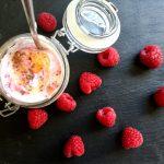 3 ingredientes + 3 minutos = Postre gourmet