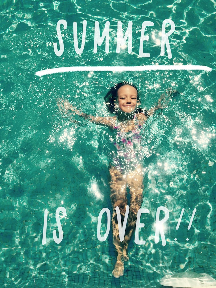 SUMMER END
